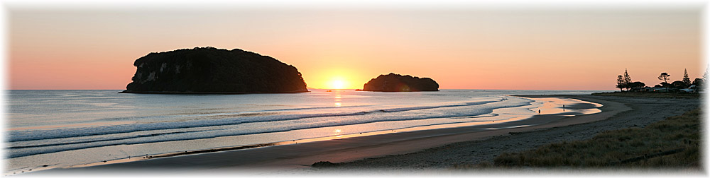 Whangamata Sunrise